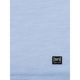 super.natural Printed T-Shirt Damen skyway melange/coastal fjord lovely anchor